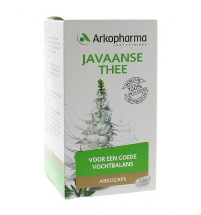 Arkocaps Javaanse thee 150 capsules kopen