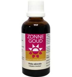 Zonnegoud Viola odorata complex 50 ml | € 10.27 | Superfoodstore.nl
