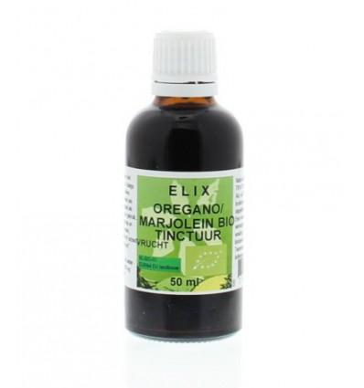 Elix Oregano / marjolein tinctuur bio 50 ml | € 6.87 | Superfoodstore.nl