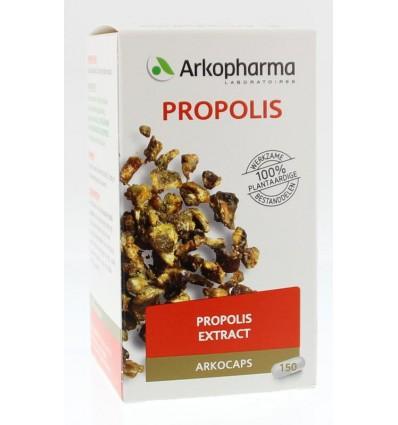 Arkocaps Propolis 150 capsules | € 37.90 | Superfoodstore.nl