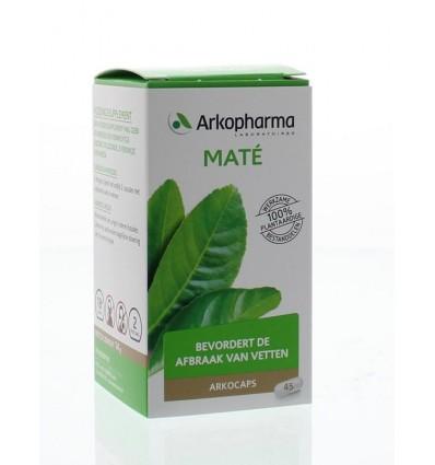Arkocaps Mate 45 capsules   € 7.79   Superfoodstore.nl