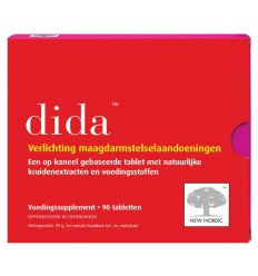 New Nordic Dida 90 tabletten | € 27.10 | Superfoodstore.nl