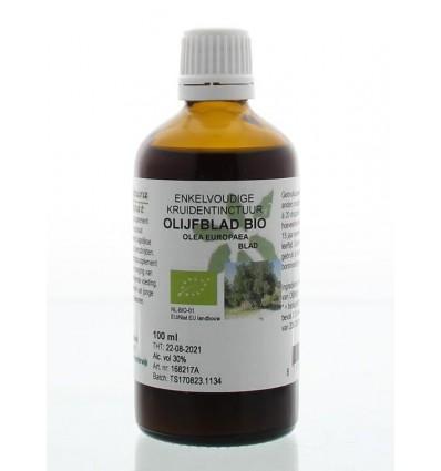 Natura Sanat Olea europaea folia / olijfblad tinctuur 100 ml | € 11.17 | Superfoodstore.nl