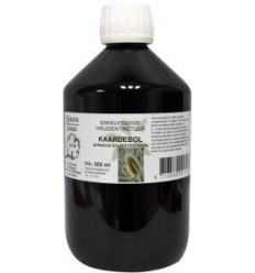 Natura Sanat Kaardebol wortel tinctuur bio 500 ml | € 39.05 | Superfoodstore.nl