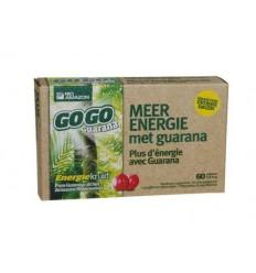 Rio Amazon Gogo guarana 500 mg maandverpakking 60 capsules | € 11.30 | Superfoodstore.nl