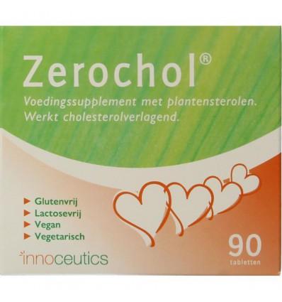 Pharmaccent Zerochol 90 tabletten | € 27.97 | Superfoodstore.nl