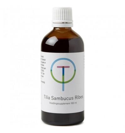 Therapeutenwinkel Ribes sambucus tilia 100 ml   € 16.74   Superfoodstore.nl