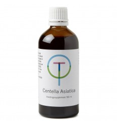 Therapeutenwinkel Centella asiatica waternavel 100 ml | € 12.67 | Superfoodstore.nl