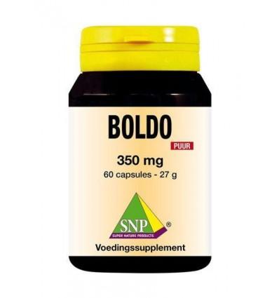 SNP Boldo 350 mg puur 60 capsules   € 13.91   Superfoodstore.nl