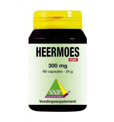 SNP Heermoes 300 mg puur 60 capsules | € 13.90 | Superfoodstore.nl