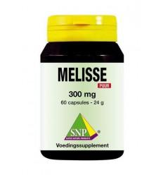 SNP Melisse 300 mg puur 60 capsules | € 13.90 | Superfoodstore.nl
