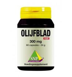SNP Olijfblad extract 300 mg puur 60 capsules | € 13.69 | Superfoodstore.nl