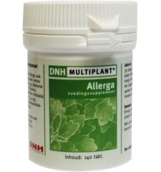 DNH Allerga multiplant 140 tabletten | € 26.06 | Superfoodstore.nl