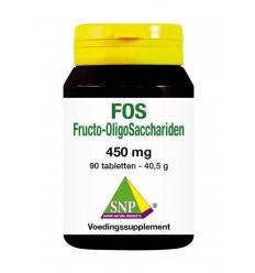 SNP FOS Fructo-oligosacchariden 90 tabletten | € 15.45 | Superfoodstore.nl