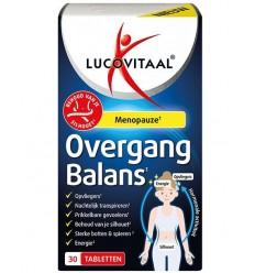 Lucovitaal Overgang balans 30 tabletten   € 8.89   Superfoodstore.nl