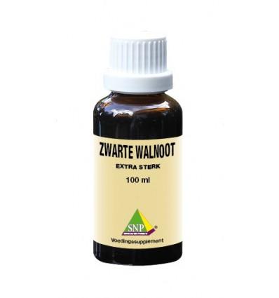 SNP Zwarte walnoot extra sterk 100 ml   € 50.09   Superfoodstore.nl