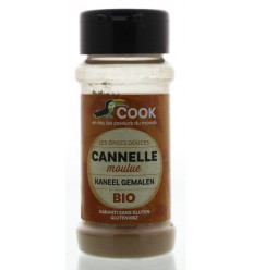 Cook Kaneel Ceylon gemalen 35 gram | € 2.32 | Superfoodstore.nl