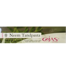 Ojas Neem tandpasta 125 ml | € 4.52 | Superfoodstore.nl