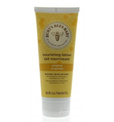 Burts Bees Baby bee nourishing lotion 170 gram | € 11.17 | Superfoodstore.nl