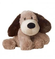 Warmies Hond donkerbruin gary | € 17.99 | Superfoodstore.nl