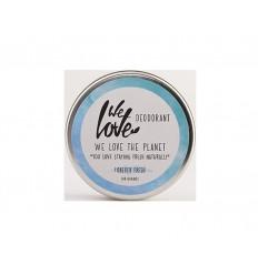 We Love The planet 100% natural deodorant forever fresh 48 gram | € 9.89 | Superfoodstore.nl