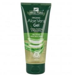 Aloe Pura Aloe pura aloe vera gel organic original 200 ml | € 8.46 | Superfoodstore.nl