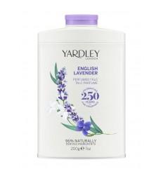 Yardley Lavender talc tin 200 gram | € 7.19 | Superfoodstore.nl