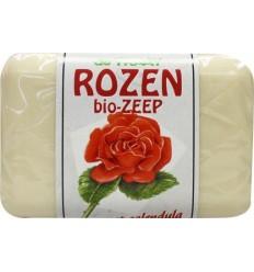 De Traay Zeep roos / calendula bio 250 gram | € 3.87 | Superfoodstore.nl