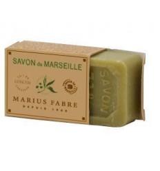 Savon Marseille Savon marseille zeep in doos olijf 40 gram | € 2.18 | Superfoodstore.nl