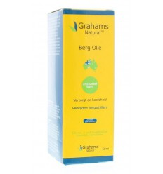 Grahams Berg olie 50 ml | € 13.19 | Superfoodstore.nl