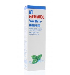 Gehwol Voetfris balsem 75 ml | € 9.53 | Superfoodstore.nl