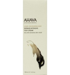Ahava Dermud intensive foot cream 100 ml | € 15.65 | Superfoodstore.nl