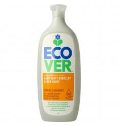 Ecover Handzeep citrus oranjebloesem navul 1 liter | € 10.61 | Superfoodstore.nl
