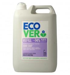 Ecover Handzeep lavendel & aloe vera 5 liter | € 45.68 | Superfoodstore.nl