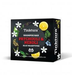 Tinktura Shampoo bar patchouli/neroli   € 7.70   Superfoodstore.nl