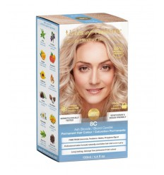 Tints Of Nature 8C licht asblond 1 set | € 14.51 | Superfoodstore.nl