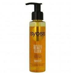 Syoss Beauty elixir absolute oil haarolie 100 ml | € 8.56 | Superfoodstore.nl