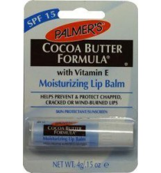 Palmers Cocoa butter lipbalm 4 gram | € 1.97 | Superfoodstore.nl