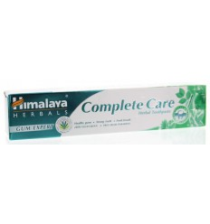 Himalaya Complete care kruiden tandpasta 75 ml | € 2.83 | Superfoodstore.nl