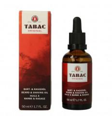 Tabac Original baardolie 50 ml | € 8.27 | Superfoodstore.nl