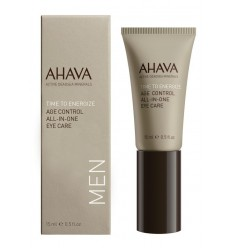 Ahava Mens age control all-in-one eye care 15 ml | € 19.96 | Superfoodstore.nl