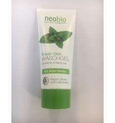 Neobio Fresh skin wasgel 100 ml | € 3.47 | Superfoodstore.nl