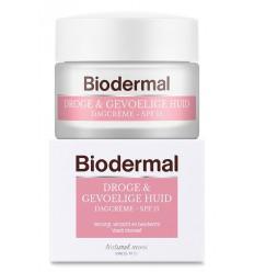 Biodermal Dagcreme droge en gevoelige huid 50 ml | € 17.99 | Superfoodstore.nl