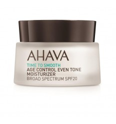 Ahava Age control even tone moisterizer 50 ml | € 39.40 | Superfoodstore.nl