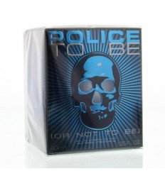 Police To Be Or not to be men eau de toilette 40 ml | € 17.64 | Superfoodstore.nl