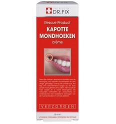 DR Fix Kapotte mondhoeken creme 15 ml | € 7.55 | Superfoodstore.nl