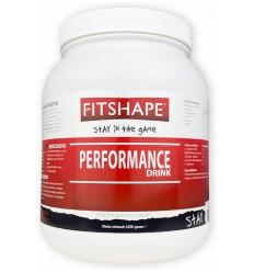 Fitshape Performance drink 1250 gram | € 32.66 | Superfoodstore.nl
