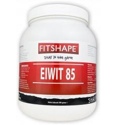 Fitshape Eiwit 85 I vanille 400 gram | € 14.24 | Superfoodstore.nl