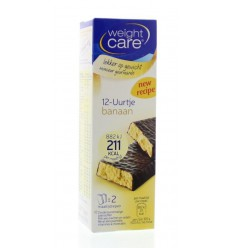 Weight Care Maaltijdreep banaan 116 gram | € 2.82 | Superfoodstore.nl