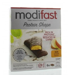 Modifast Control reep pure chocolade/sinaasappel 6x31 gram | € 5.26 | Superfoodstore.nl